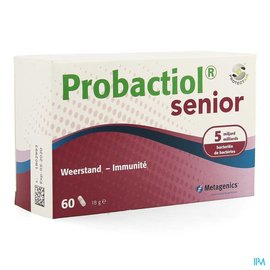 METAGENICS Probactiol Senior Caps 60 Metagenics