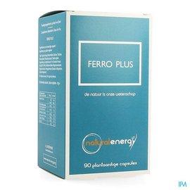 Natural Energy Natural Energy Ferro Plus Caps 90