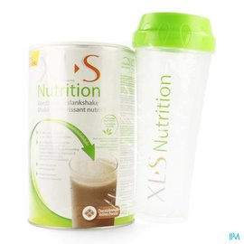 XLS Xls Nutrition Chocolade 400g + Shaker