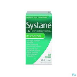 Alcon Systane Hydratation Gutt Oculaires 10ml