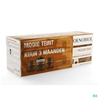 OENOBIOL Oenobiol Joli Teint Cure Caps 3x30 Nf