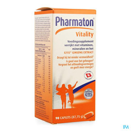PHARMATON Pharmaton Vitality Caplets 90 Nf