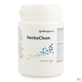 METAGENICS Herbaclean Nf Caps 100 24846 Metagenics