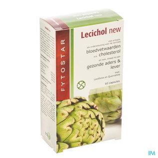 Fytostar Biostar Lecichol Cholesterol Caps 60