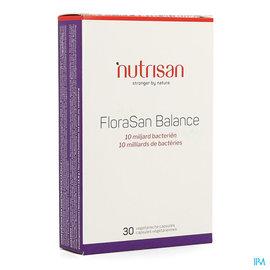 NUTRISAN Florasan Balance V-caps 30