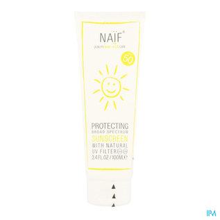 Naif Sunscreen Ip50 100ml