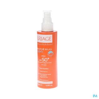 Uriage Uriage Bariesun Kind Spray Ip50+ Melk 200ml