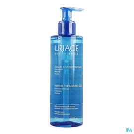 Uriage Uriage Gel Water Reinigend 200ml