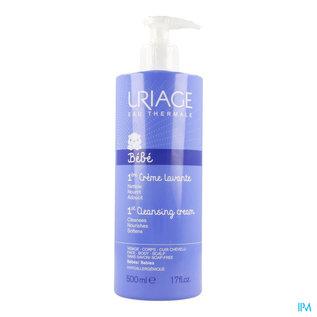 Uriage Uriage Thermale Wascreme Baby Z/zeep 500ml