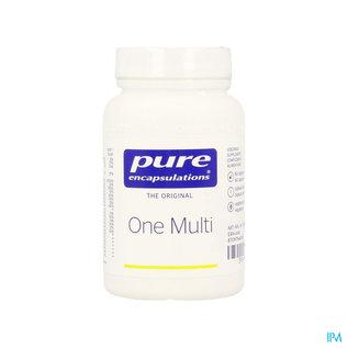 pure encapsulations Pure Encapsulations One Multi Pot Caps 60