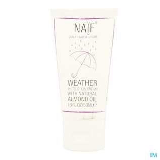Naif Weather Protection Cream 50ml