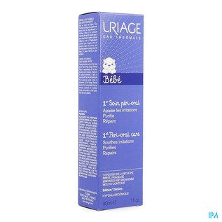 Uriage Uriage Bb Peri-oral Creme Tube 30ml