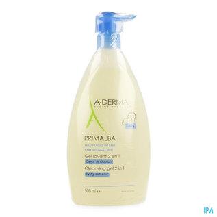 A-Derma Aderma Primalba Wasgel 2in1 500ml