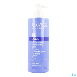 Uriage Uriage Bb 1ere Liniment Oleothermal 500ml