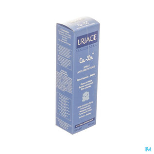 Uriage Uriage Cu-zn+ Spray Tegen Irritatie 100ml