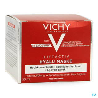 VICHY Vichy Liftactiv Hyalu Filler Mask 50ml