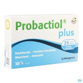 Probactiol Probactiol Plus Blister Caps 30 Metagenics