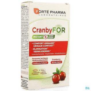 Fortepharma Cranbyfor Instant Caps 8