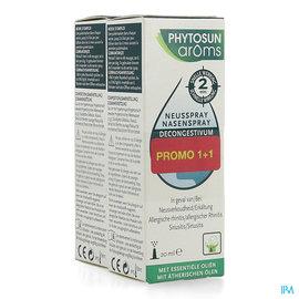 PHYTOSUN Phytosun Neusspray Decongest. 20ml Promo 1+1
