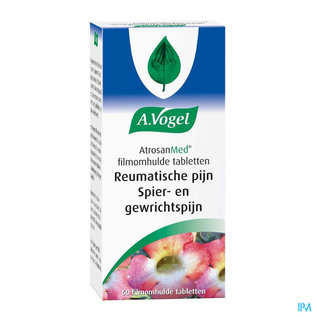 A. Vogel Vogel Atrosanmed Pot Filmomh Tabl 60