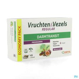 ORTIS Ortis Vruchten & Vezels Regular Ecopack Cube 45