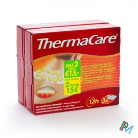 Thermacare Thermacare Kp Zelfwarmend Nek-schouder-pols 2x3