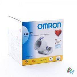 Omron Omron Bloeddrukmeter Spotarm Iq-142 Arm M-l+print.