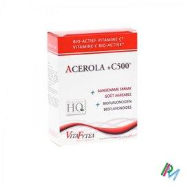 VITAFYTEA Vitafytea Acerola Vit C 500 Tabl 24