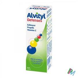 ALVITYL Alvityl Weerstand Siroop Fl 240ml