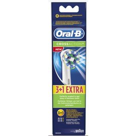 Oral B Oral B Refill Crossaction 3+1