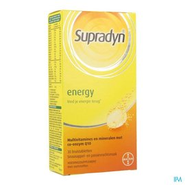 Bayer Supradyn Energy Comp Efferv. 30