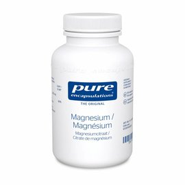 pure encapsulations Pure Encapsulations Magnesium Citraat Caps 90