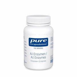 pure encapsulations Pure Encapsulations Enzymes A.i. Caps 60