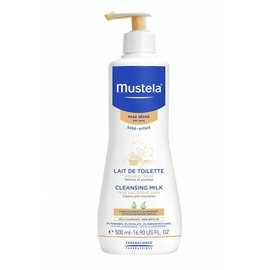 MUSTELA Mustela Ps Toiletmelk Nf Pompfl 500ml