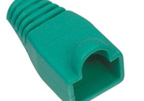 RJ45 Tule Groen 10 stuks 6mm
