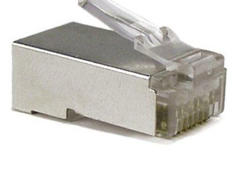 CAT5e Connector RJ45 - Shielded 10 stuks