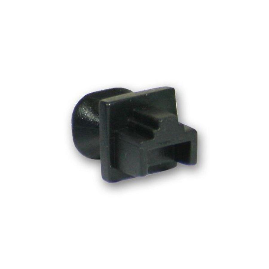 Blindstopjes voor uw ongebruikte RJ45 poorten zwart 10 stuks-1