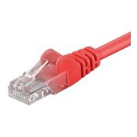 Cat6 0.5M rood UTP kabel