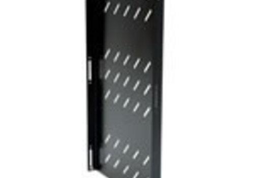 1U, vaste legbord geschikt voor alle serverkasten 1000mm diepte.