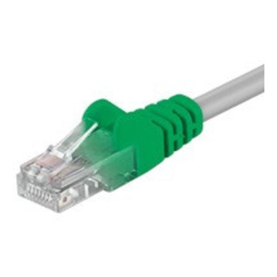 Cat5e 0.25M crossover UTP kabel