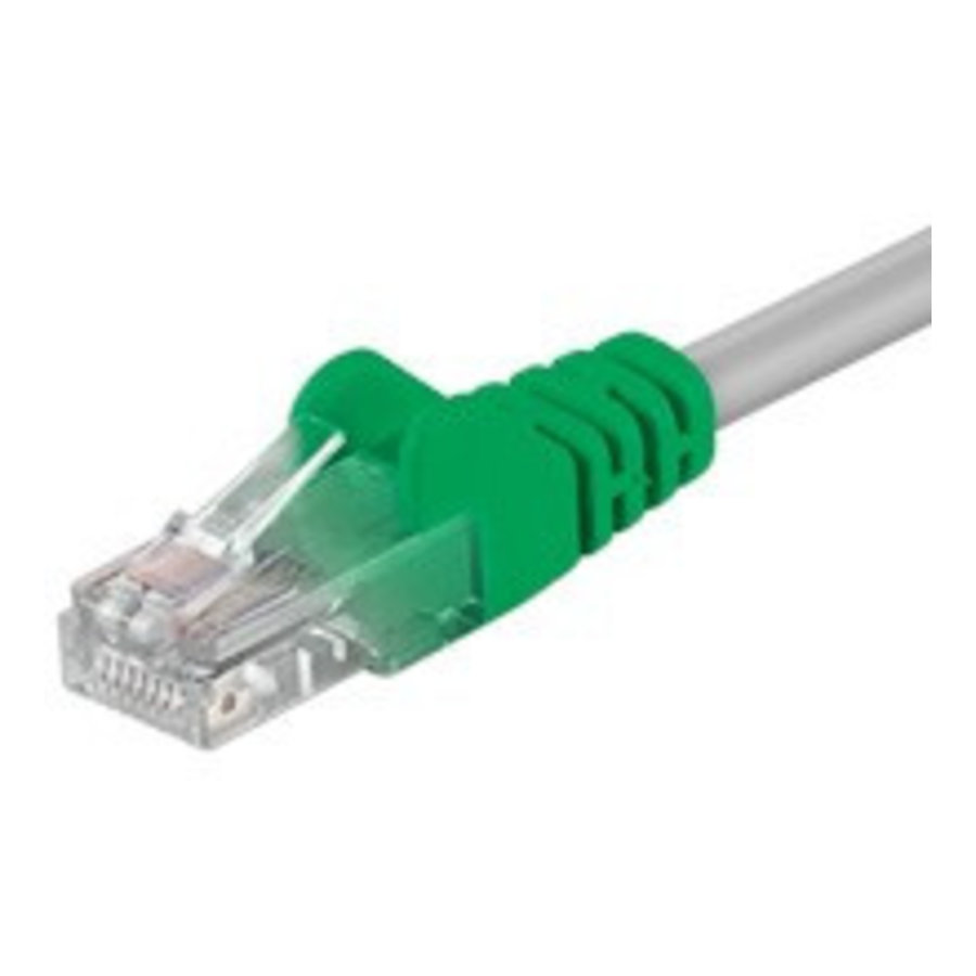 Cat5e 5M crossover UTP kabel-1
