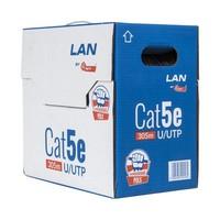 UTP CAT5e netwerk kabel stug 305M 100% Koper