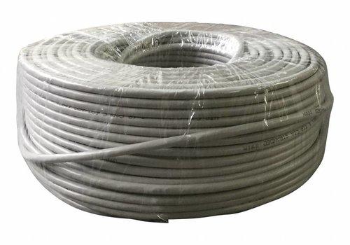 UTP CAT6 netwerk kabel stug 100M 100% Koper