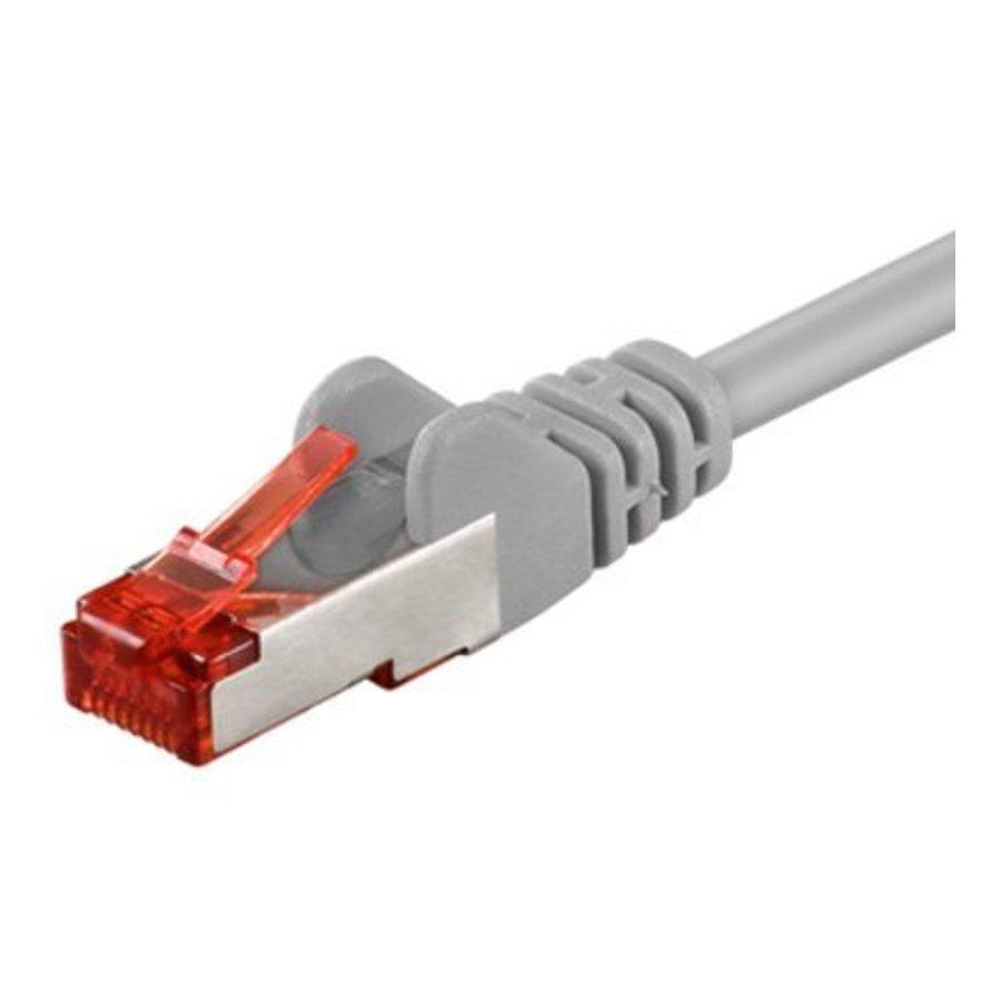 Cat6 S/FTP PIMF LSOH grijs 25 meter-1