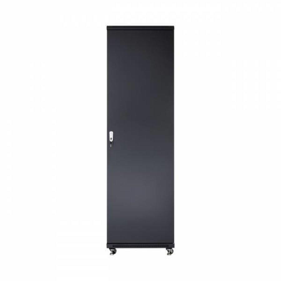 37U serverkast met glazen deur 600x800x1833mm (BxDxH)-4