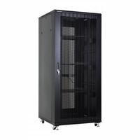 thumb-37U serverkast met geperforeerde deuren 800x800x1833mm (BxDxH)-1