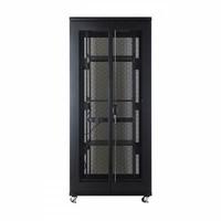 thumb-37U serverkast met geperforeerde deuren 800x800x1833mm (BxDxH)-4