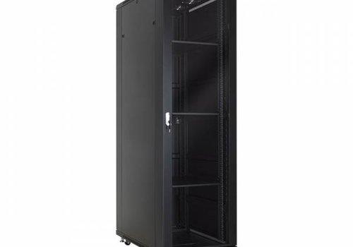 42U serverkast met glazen deur 600x1200x2055mm (BxDxH)