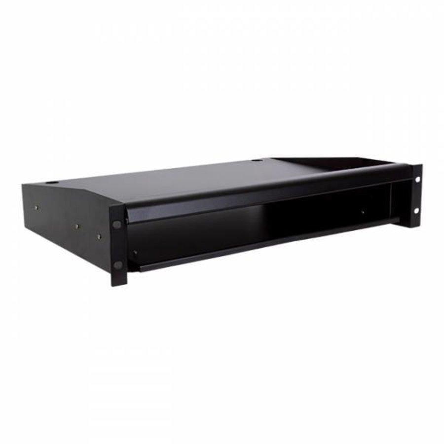19 inch plank voor monitor en toetsenbord / muis