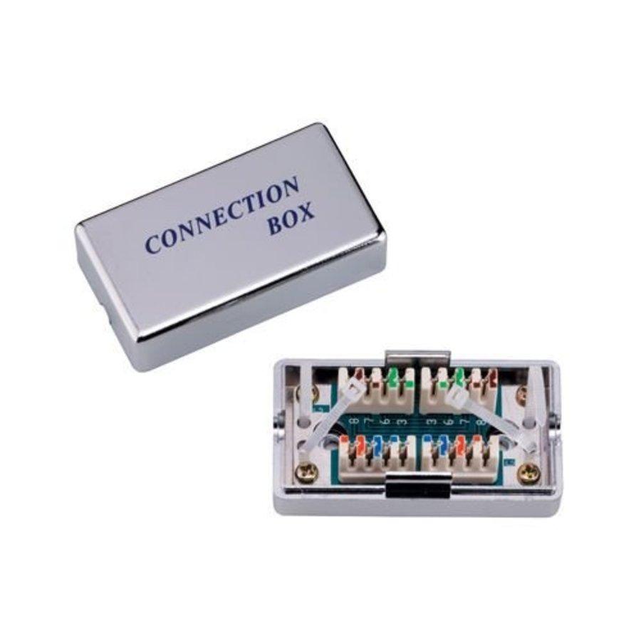 CAT5e Junction Box volledig afgeschermd-1